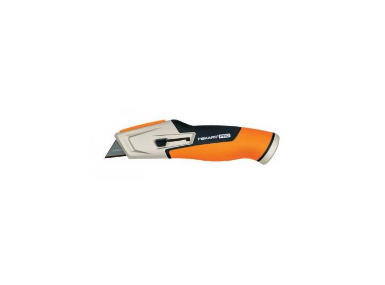 Fiskars CarboMax se zasunutelnou čepelí 1027223 univerzální nůž