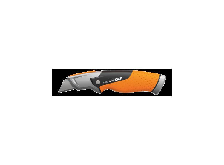 Fiskars CarboMax s pevnou čepelí 1027222 univerzální nůž