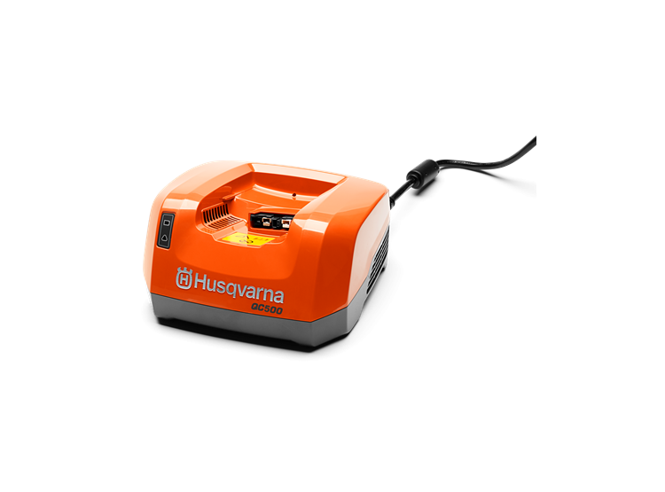 Husqvarna QC500 nabíječka baterií