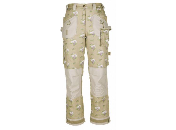 GardenGirl Stylové kalhoty do pasu