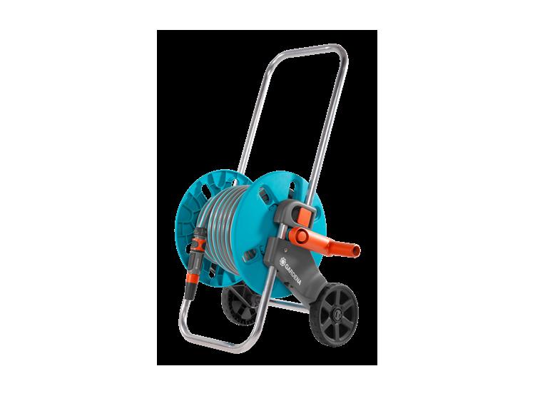 GARDENA Vozík AquaRoll S Easy sada s hadicí 18502-20