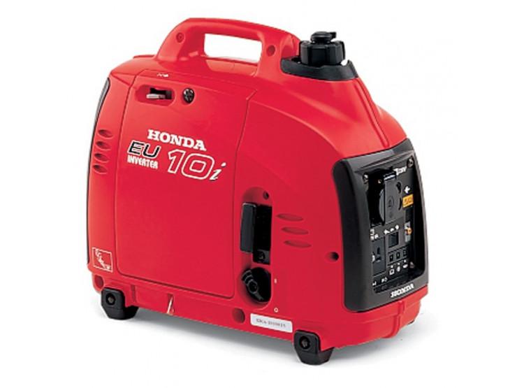 Honda EU 10i přenosná profesionální elektrocentrála