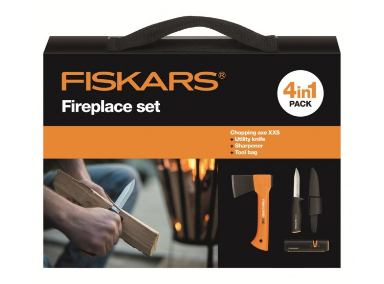 Fiskars Sada na přípravu ohně 1025441