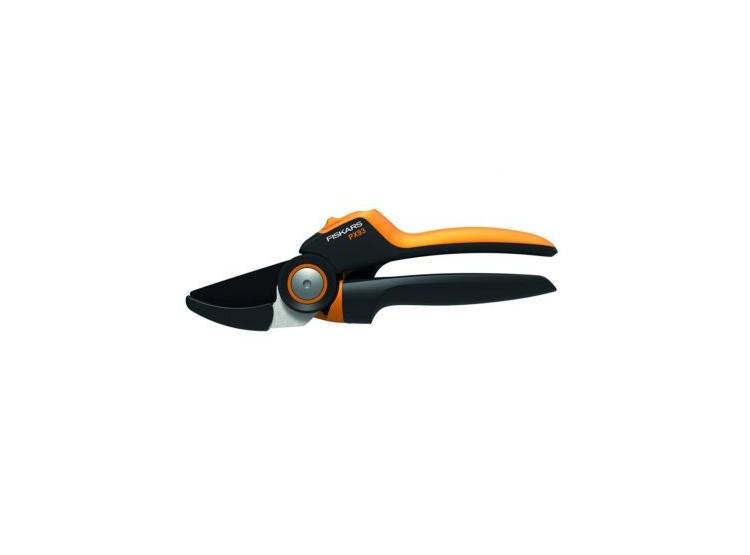 Fiskars Nůžky zahradní převodové PowerGear X, jednočepelové (L) PX93