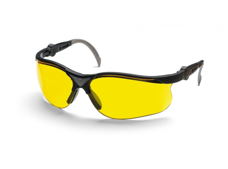 Husqvarna Yellow X ochranné brýle