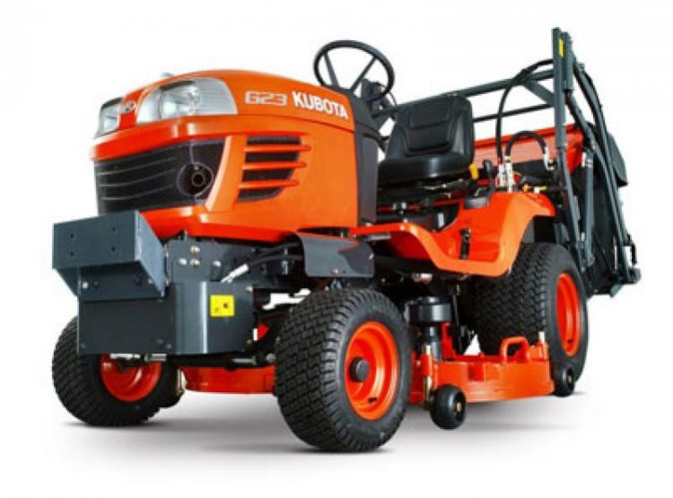 Kubota G 23 HD traktor