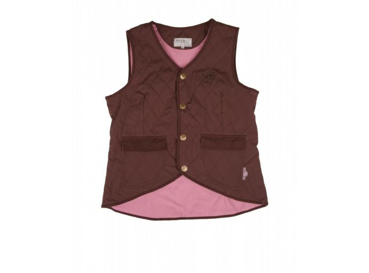 GardenGirl Prošívaná softshellová vesta