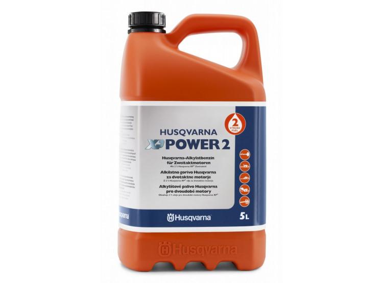 Husqvarna XP Power 2 palivo