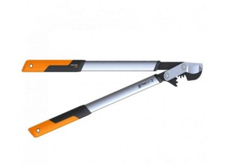 Fiskars Nůžky na silné větve PowerGearX jednočepelové L 112440