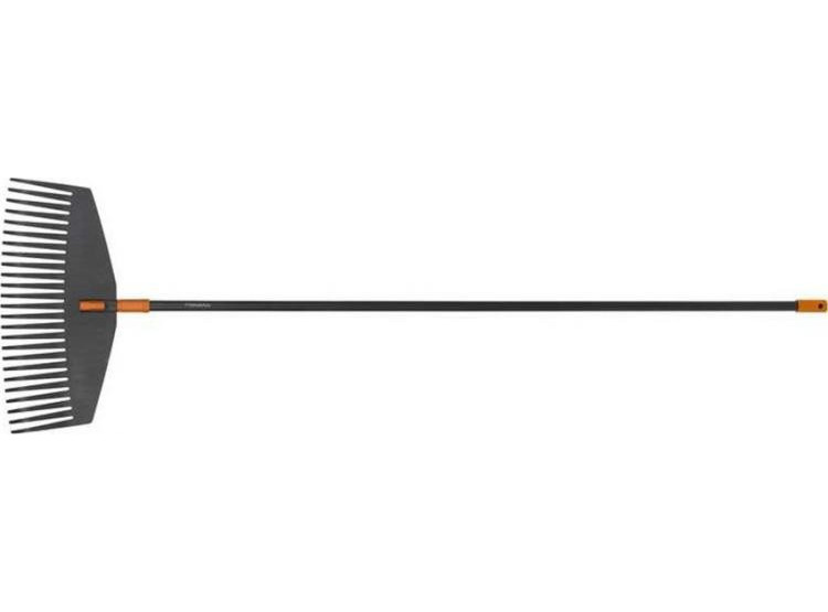 Fiskars Hrábě na listí Solid M, s násadou komplet 135026