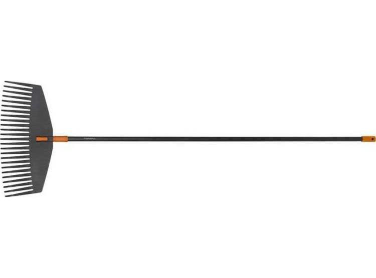 Fiskars Hrábě na listí Solid L , s násadou komplet 135016