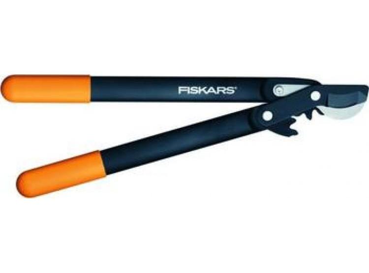 Fiskars Nůžky na silné větve s převodem, malé S 112190