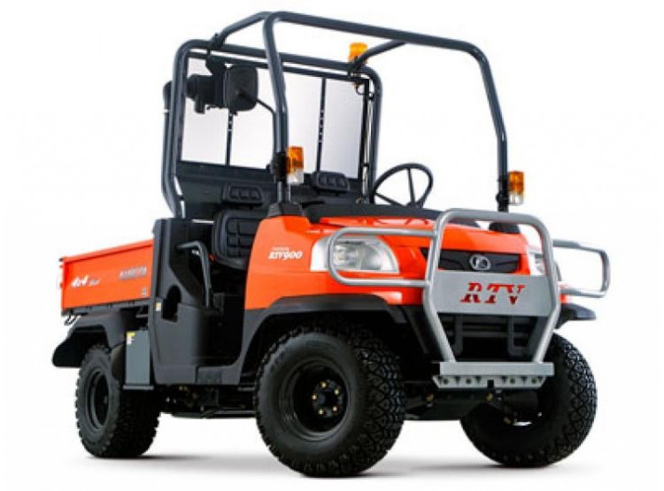 Kubota RTV X 900 TW traktor