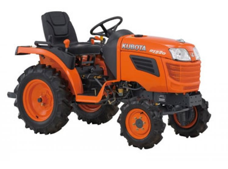 Kubota B 1220 traktor
