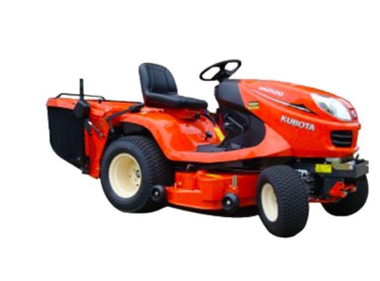 Kubota GR 2120 traktor