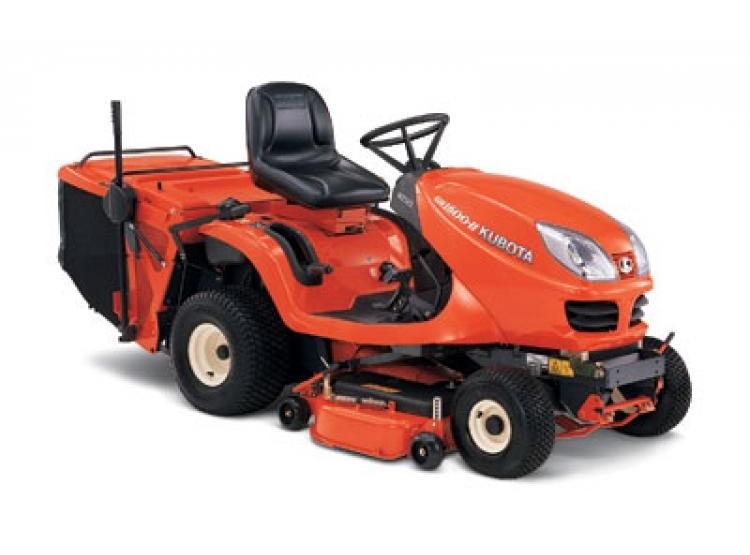 Kubota GR 1600 II traktor