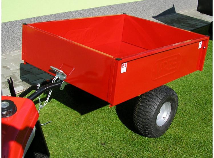 Vares Mnichovice TR 220S vozík za traktor
