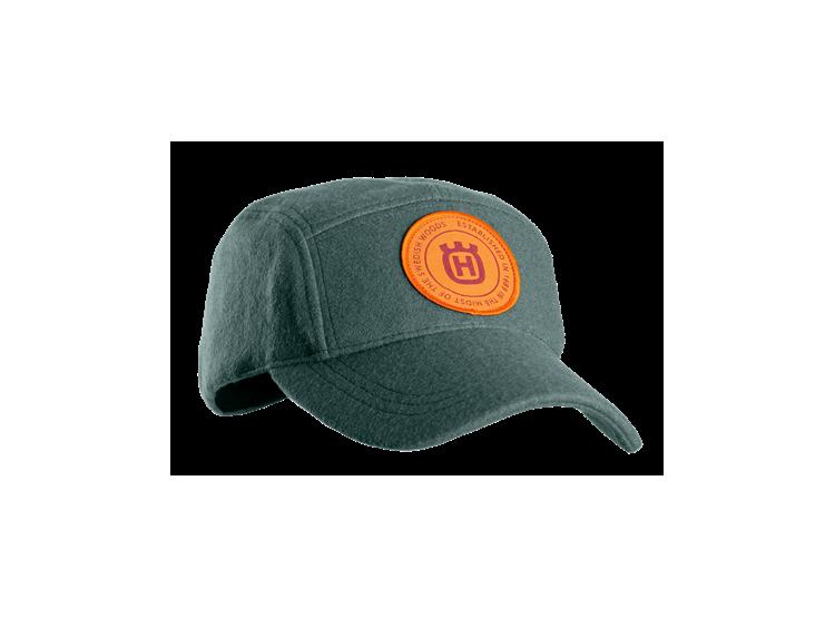 Husqvarna čepice Xplorer vlněná s kšiltem