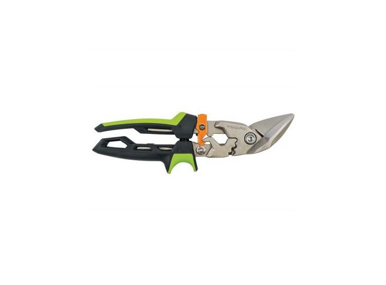 Fiskars PowerGear nůžky na plech, offsetové pravé 1027210