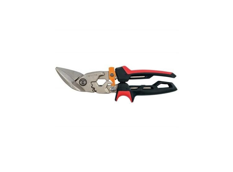 Fiskars PowerGear nůžky na plech, offsetové levé 1027211