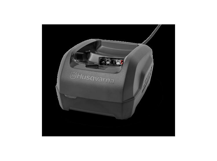 Husqvarna QC250 nabíječka baterií