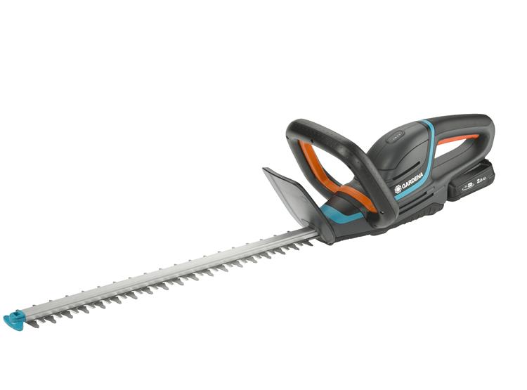 GARDENA ComfortCut 50/18V P4A sada 14730-20 akumulátorové nůžky na živý plot