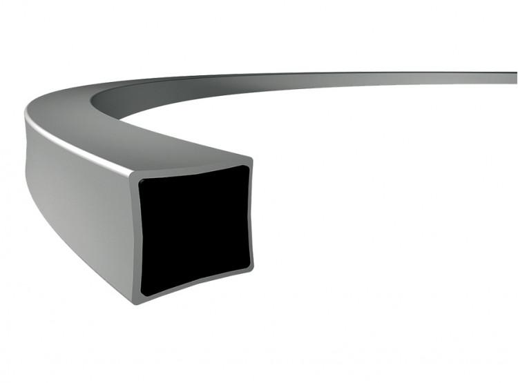 ECHO Vyžínací struna titanová 2,5mm/64m čtyřhran