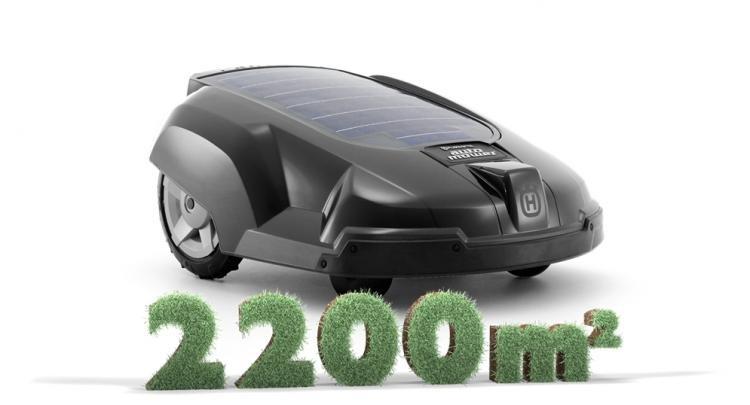 husqvarna automower solar hybrid robotick seka ka. Black Bedroom Furniture Sets. Home Design Ideas